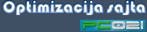 SEO optimizacija sajta Novi Sad Srbija