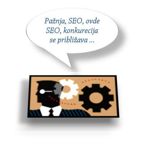 Cena SEO optimizacije sajta - oprez