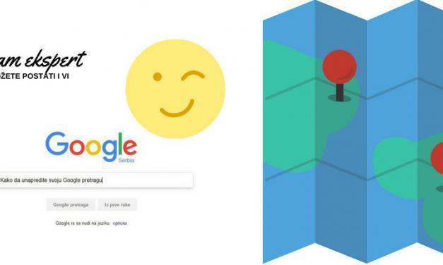 Kako da unapredite svoju Google pretragu