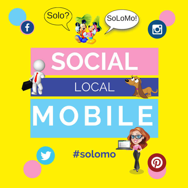 Šta je to SoLoMo - social-local-mobile