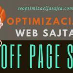 Off page SEO optimizacija sajta [5+10]