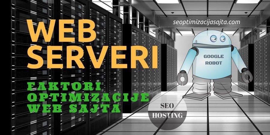Najbolji hosting za SEO - web serveri