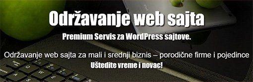 seo optimizacja sajta - održavanje sajta