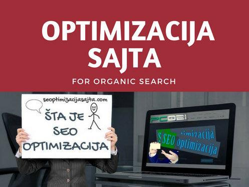 osnove seo optimizacije za organsku pretragu