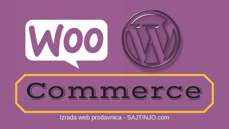 Izrada web shop sajtova - woo-commerce