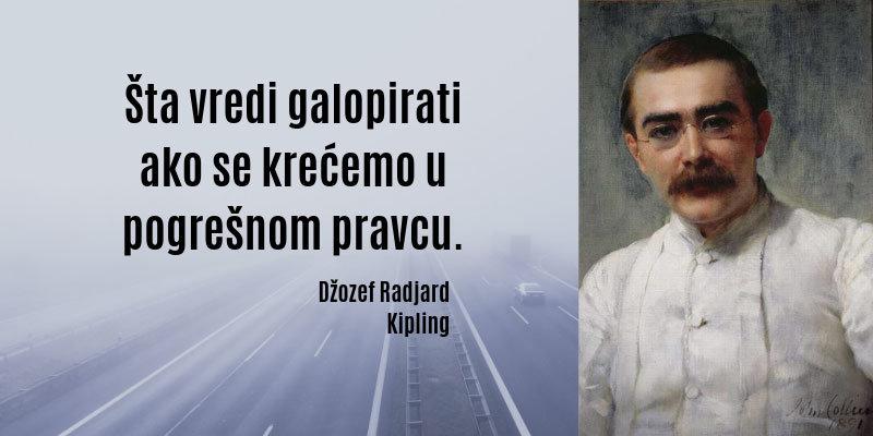 Kipling - izreka